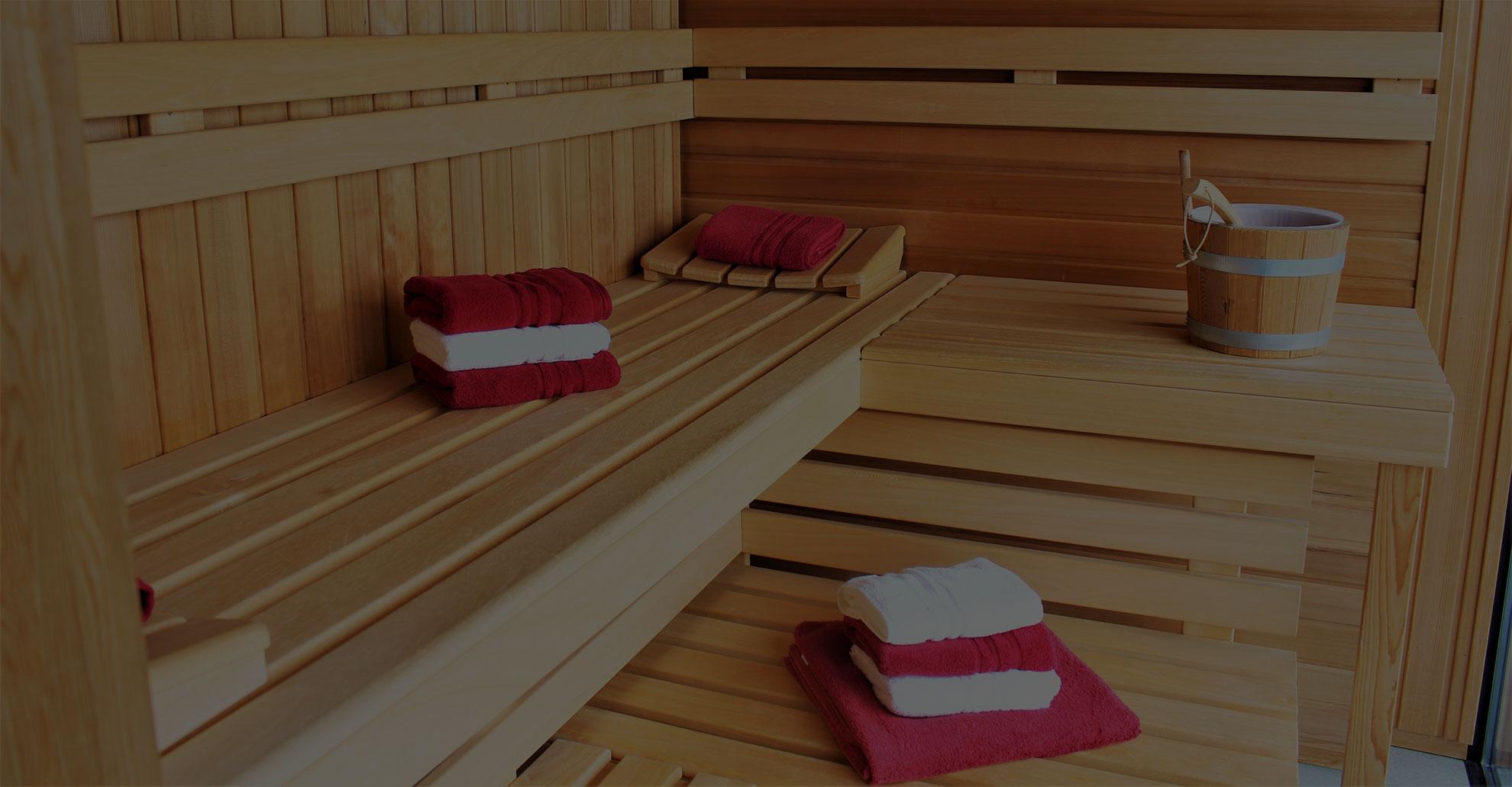 Sauna a Venezia